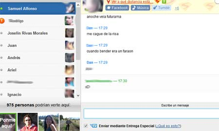 badoo messenger chat video sesso