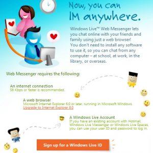 Web Messenger webim