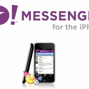Yahoo! Messenger 2.0 para iPhone