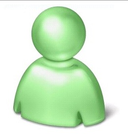 Organizar la lista de contactos de Messenger
