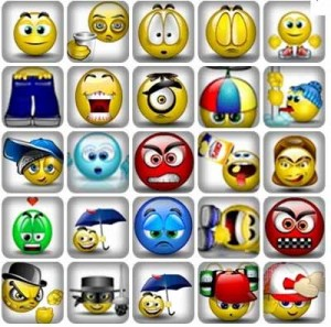 emoticones messenger