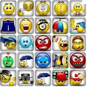 Emoticones para Messenger