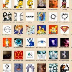 Descargar avatares para MSN.