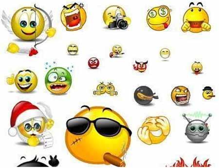 emoticones para msn gratis