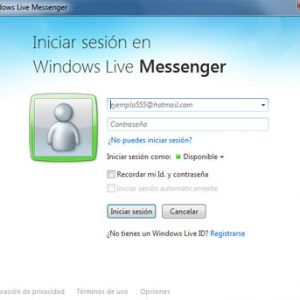 Caracteristicas de Windows Live Messenger 2011
