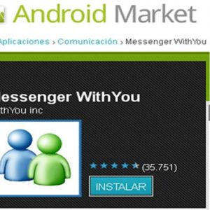 Messenger para Android