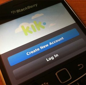 Kik Messenger Novedades