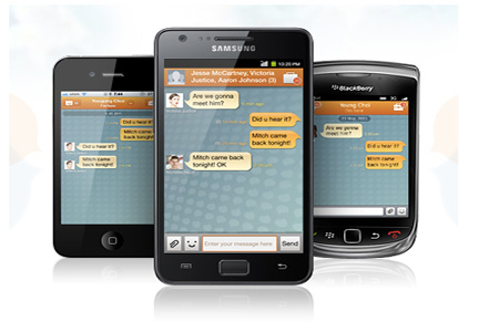 Chat On Samsung