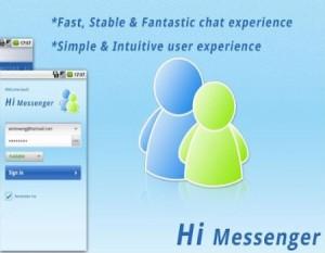Hi messenger