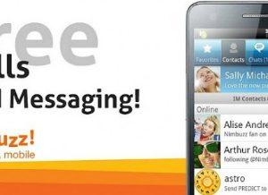 Nimbuzz Messenger App
