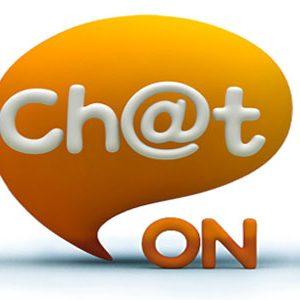 Messenger ChatOn en Blackberry