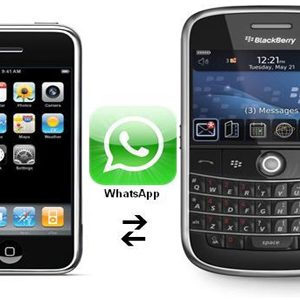 BlackBerry Messenger vs WhatsApp