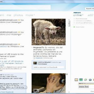 Windows Live Messenger actualizado
