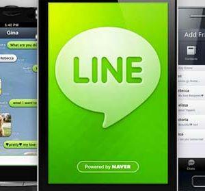 Line messenger suma seguidores